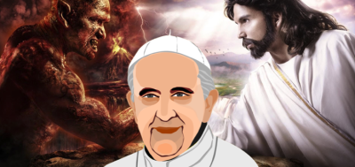 "CNN: Is Pope Francis ""Obsessed"" With Satan?"