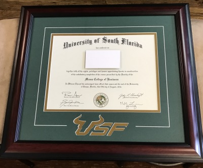 Degree Framing