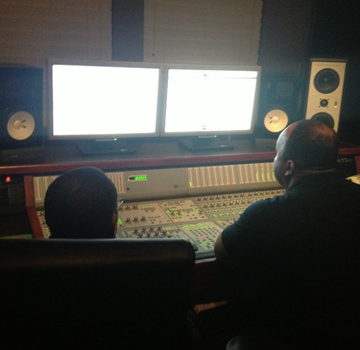 Studio with Ken Andres & Kenneth Reese