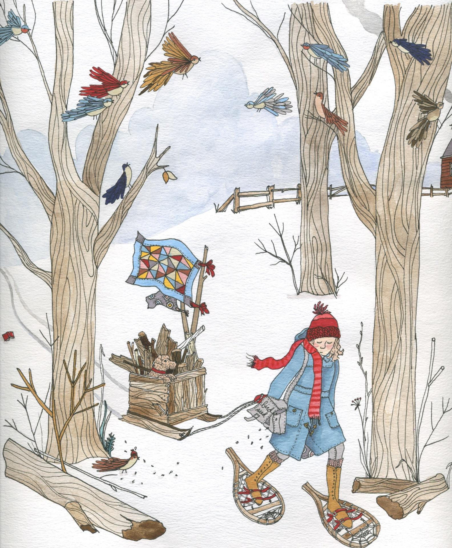 Meet the Maker: Alison McDole Art & Illustration
