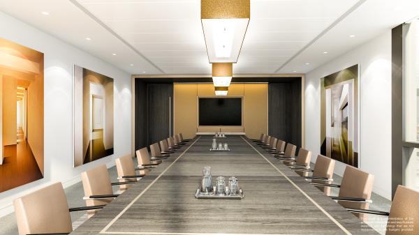 Boardroom office design