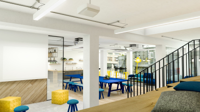 Meeting area office design