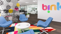 Bink office design