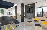 mytaxi office design and build