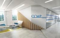 CCMP Capital reception office design