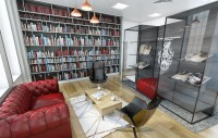 Sir John Cass's Foundation office refurbishment