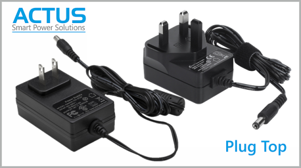 Plug Top Power Supply