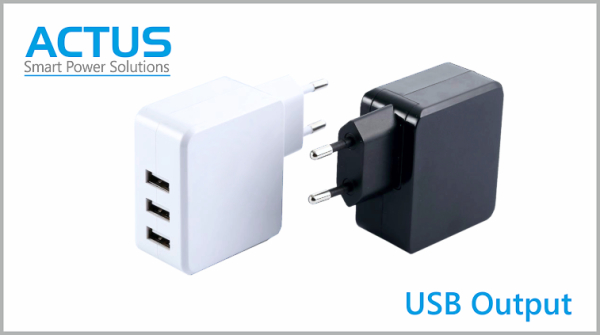 USB Output UPSU