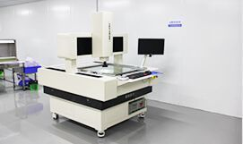 2D Vision Measuring Machine (YVM)