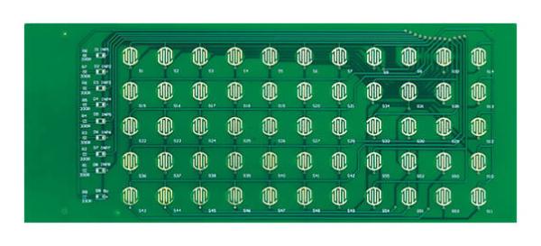2L Thin Keypad PCB