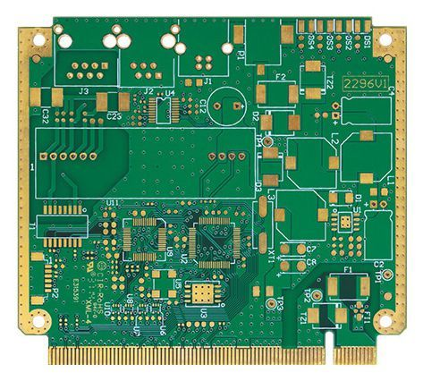4L Gold Finger PCB