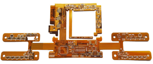 Double-Sided Flex PCB