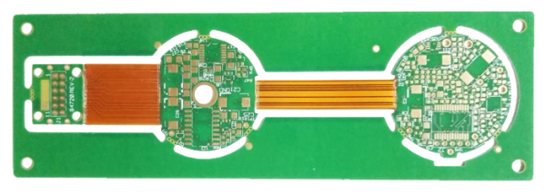 Double-Sided Rigid-Flex PCB