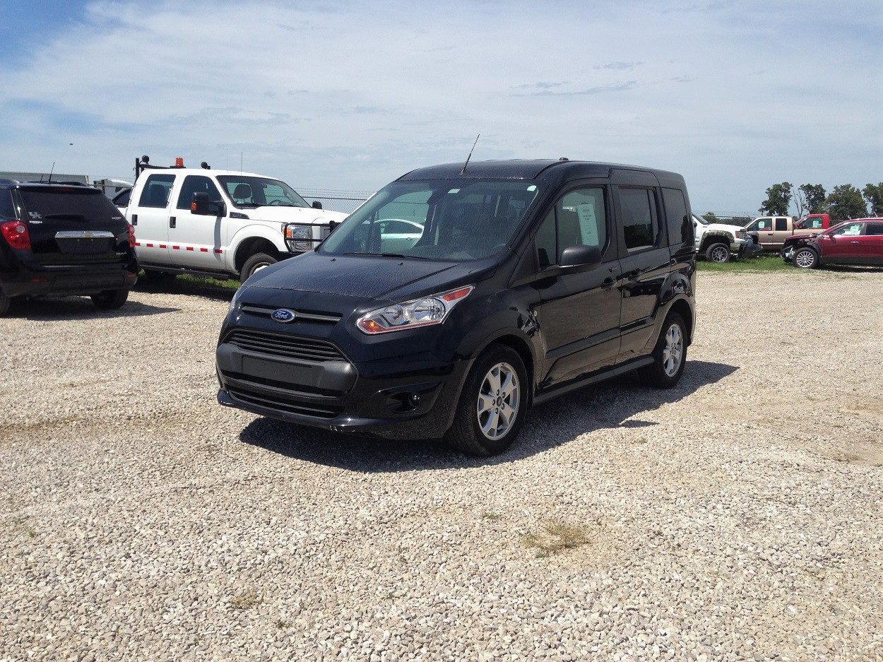 2014 Ford Transit Connect $8,100