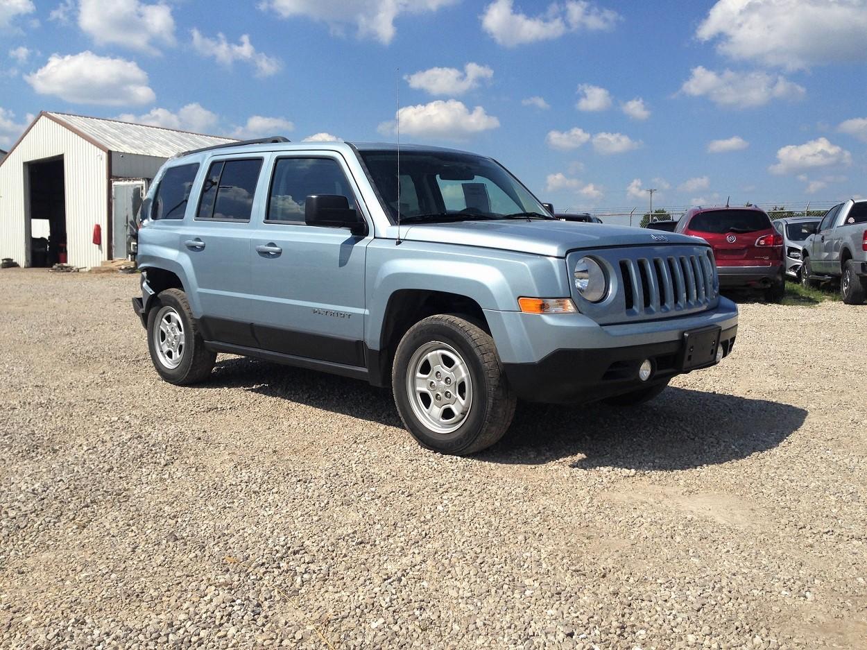 2014 Jeep Patriot $4,000