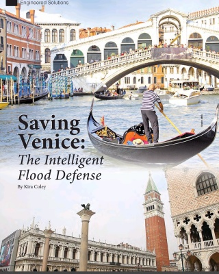 Saving Venice: The Intelligent Flood Defence