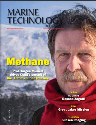 Methane: In Pursuit of Arctic's Buried Treasure