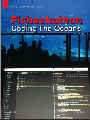 Fishackathon: Coding the Oceans