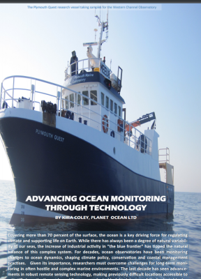 Advancing Ocean Monitoring Through Technology