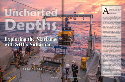 Uncharted Depths: Exploring the Mariana's