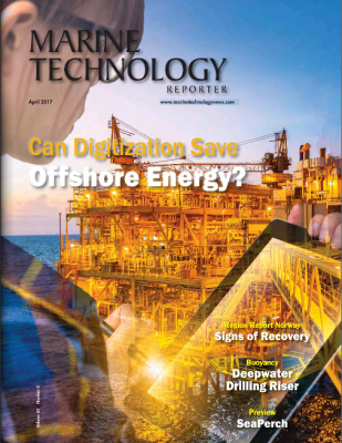 To Create a Sustainable Future - Digitalise Offshore Energy