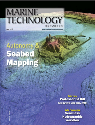 The Autonomous Future of Seabed Mapping