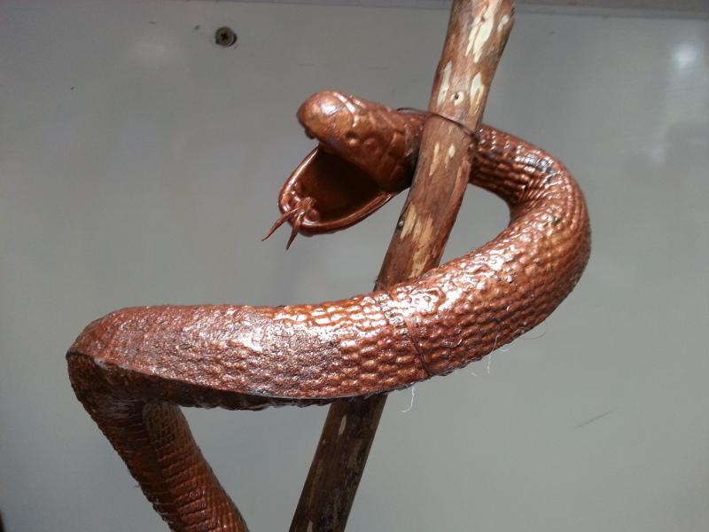 Nehushtan - The Bronze Serpent