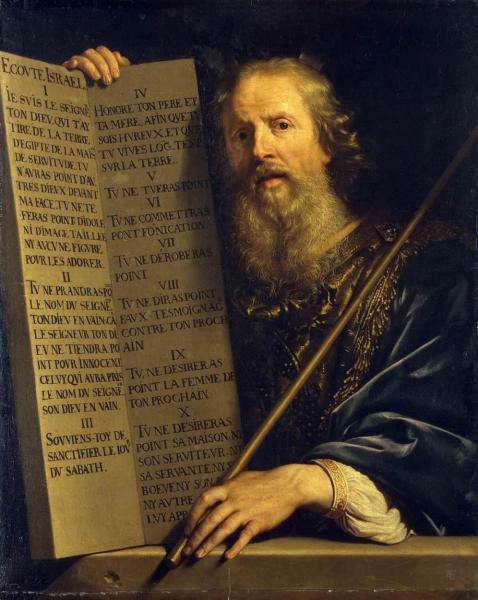 The Twenty Commandments?