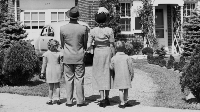 Schadenfreude and Looking Back for the American Dream