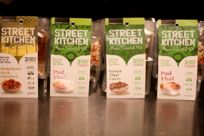 Street Kitchen ( Busy Moms Guide to Dinner)