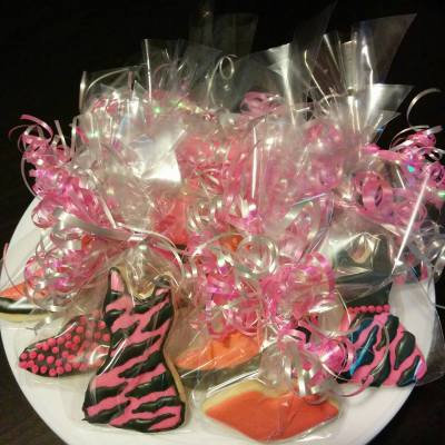 Diva Cookie Favors