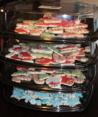 Cookie Platter Donations for 2016 TOY DRIVE