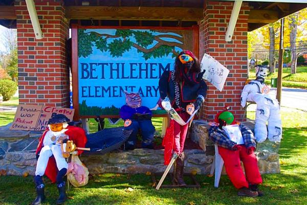 HF Scarecrow Contest