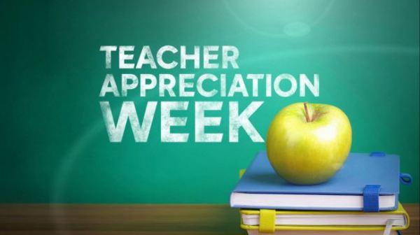Teacher Appreciation B/L