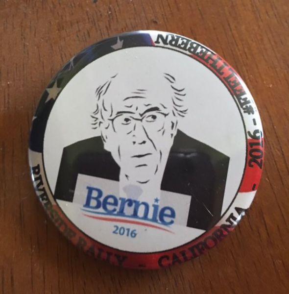 Bernie Sanders Rally in Riverside