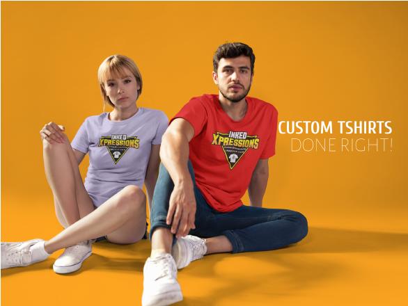 premium quality custom t-shirts