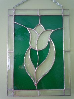 Bevel Tulip 10 x 14