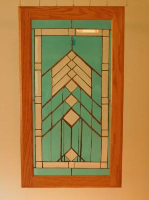 Framed Prairie Style 16 x 28