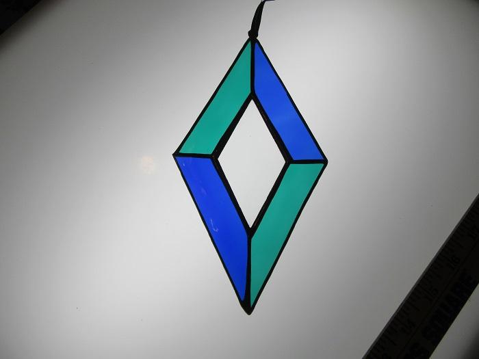 Large Double Diamond
