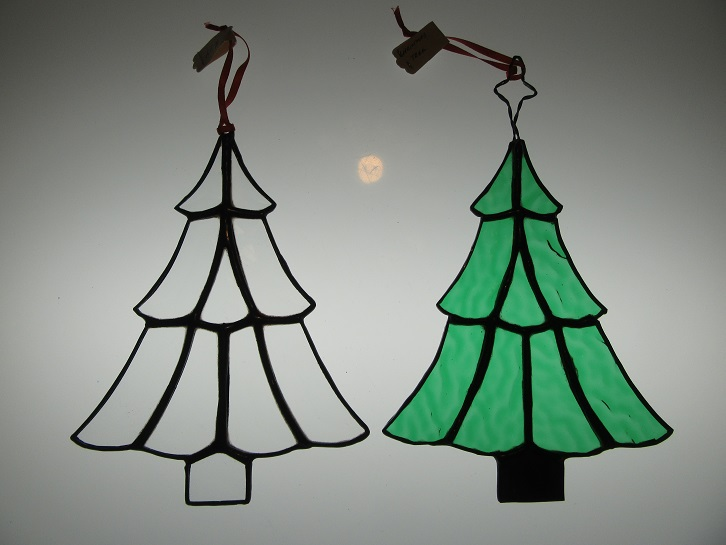 Bevel Christmas Tree