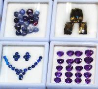 corundum precious stones
