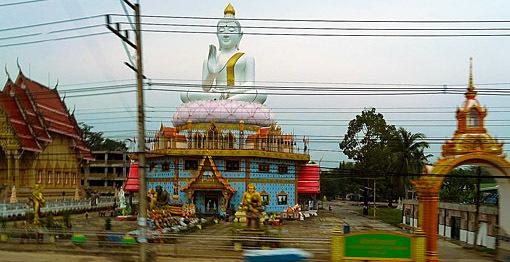 Hat Yai Thailand Buddhism