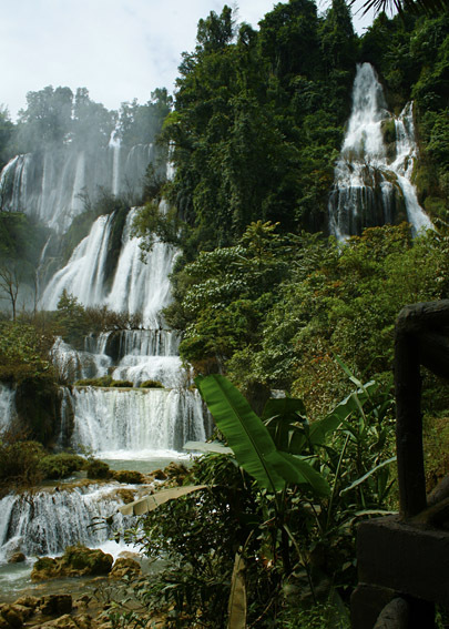 Namtok Tee Lor Su Waterfall