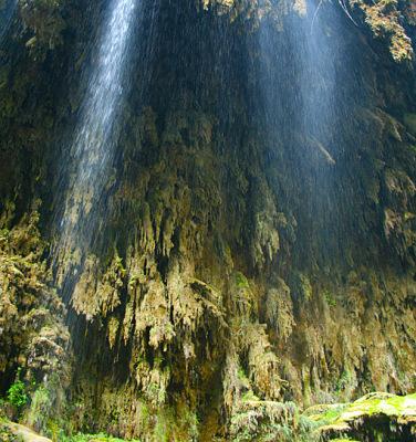 attractive nature at Umphang