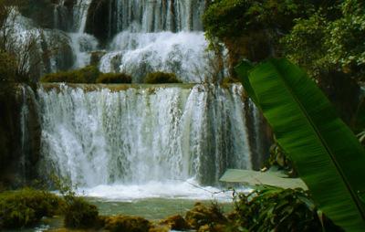 umphang waterfall
