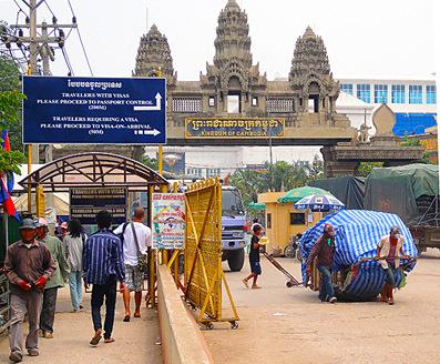travel to Anhgkor Wat