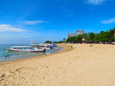 things to do at sanur beach