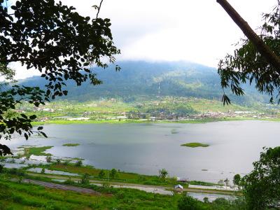 volcanoe lake