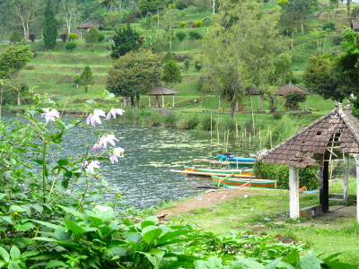 bali things to do at lake batur
