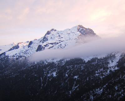 asean snow mountains